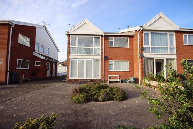 2 bed flat for sale in Trinity Crescent, Llandudno LL30