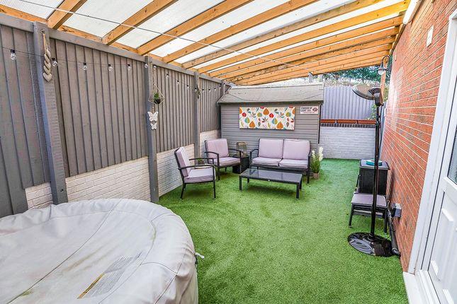 Garden Room of Bryn Y Castell Gardens, St. Martins Road, Gobowen, Oswestry SY10