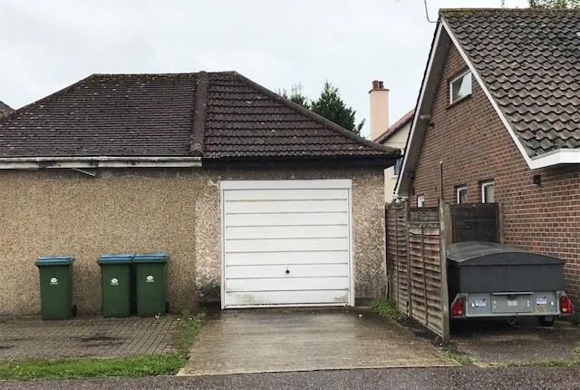Parking/garage for sale in Nelson Road, Bognor Regis