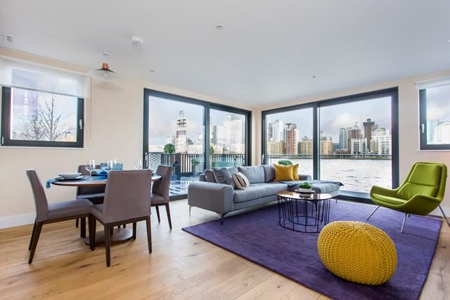 Thumbnail Flat for sale in New Pier Wharf, 1-3 Odessa Street, London