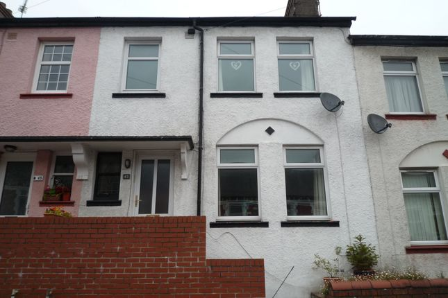 Thumbnail Property to rent in Andrew Road, Penarth