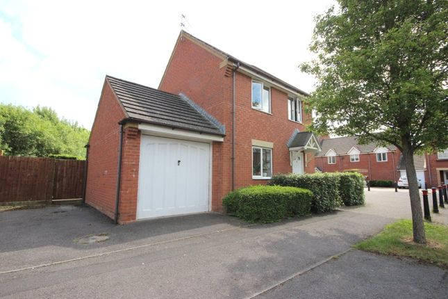Thumbnail Semi-detached house for sale in Champs Sur Marne, Bradley Stoke, Bristol