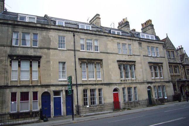 Thumbnail Maisonette to rent in Bathwick Street, Bath