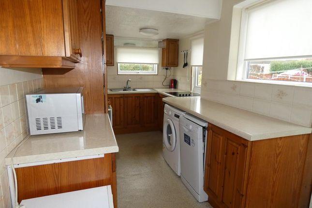 Kitchen of Eskdale Avenue, Carlisle, Cumbria CA2