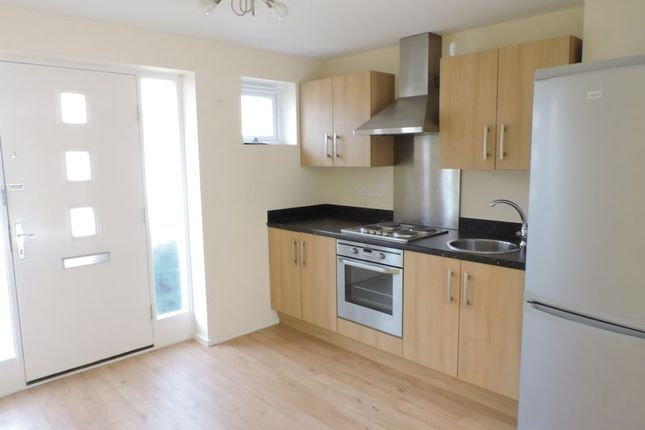 Thumbnail Terraced house to rent in Merryweather Way, Basingstoke
