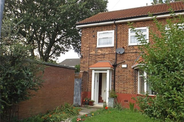 Thumbnail Flat for sale in Station Green, Little Sutton, Ellesmere Port, Cheshire
