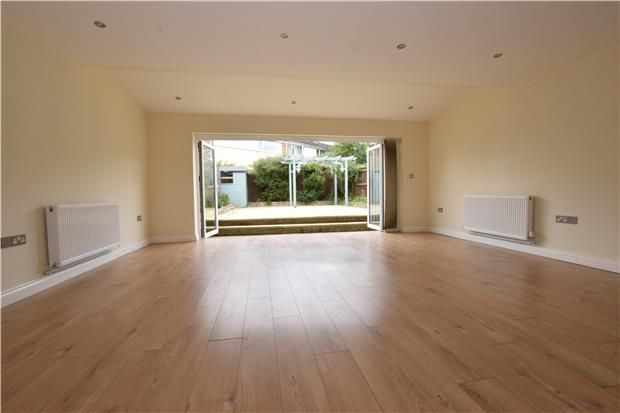 Thumbnail Semi-detached house to rent in Burwell Drive, Witney, Oxfordshire