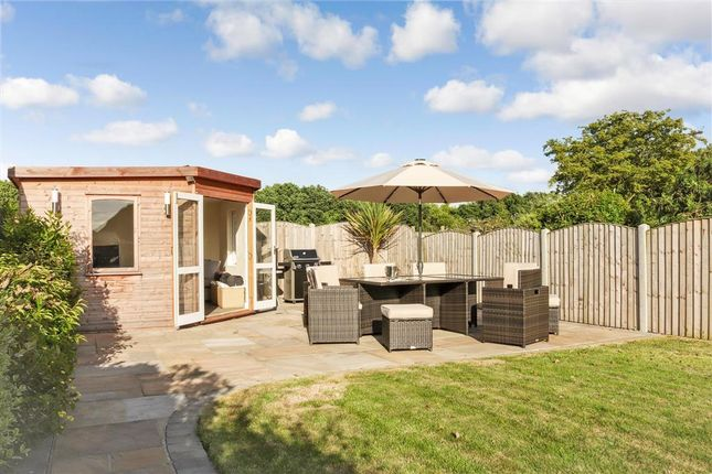 Thumbnail Semi-detached bungalow for sale in Thorndon Avenue, West Horndon, Brentwood, Essex