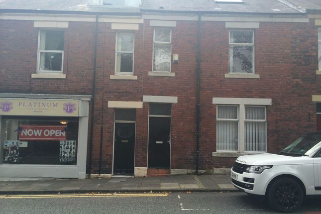 Thumbnail Terraced house to rent in New Villas, Hunters Road, Spital Tongues, Newcastle Upon Tyne