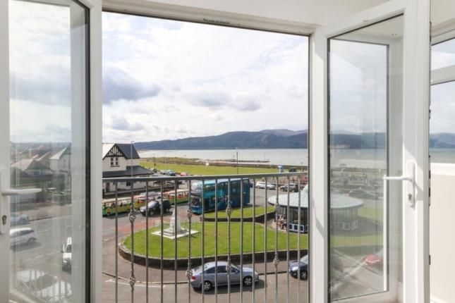Thumbnail Flat for sale in Admiral House, West Parade, Llandudno