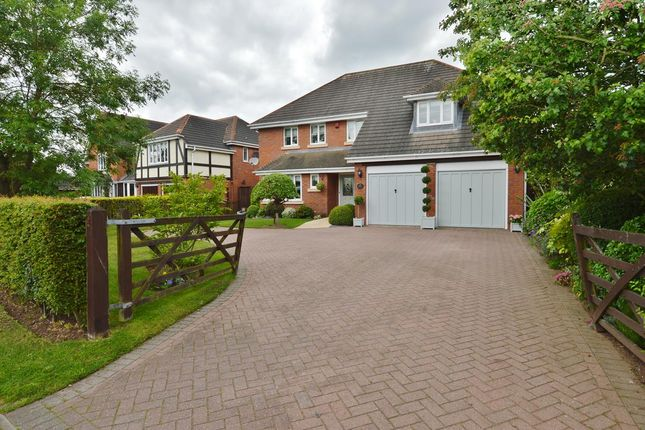 Thumbnail Detached house for sale in Queens Road, Calf Heath, Wolverhampton