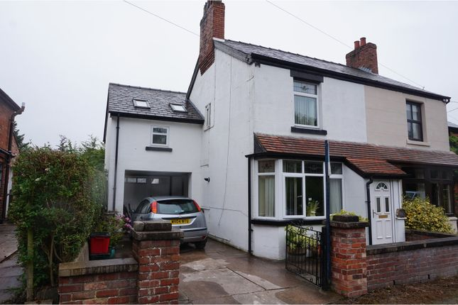Thumbnail Semi-detached house for sale in West View Road, Norley