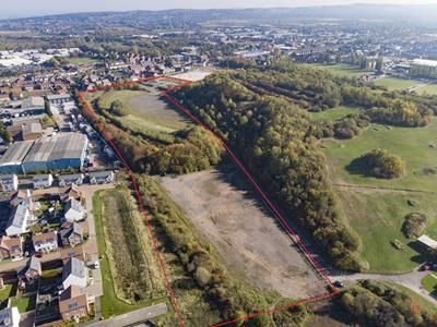 Thumbnail Commercial property for sale in Land Off Ashby Road, Snibston, Coalville, Leicestershire