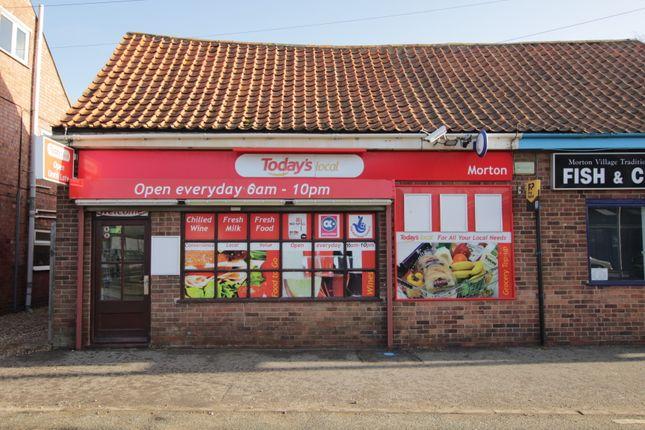 Thumbnail Retail premises for sale in Folkingham Road, Morton