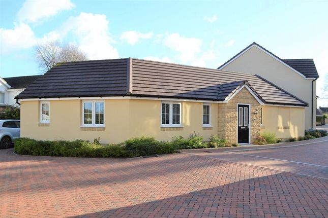 Thumbnail Detached bungalow for sale in Orchard Close, Westfield, Radstock