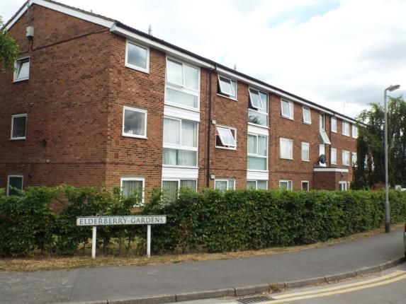 Thumbnail Flat for sale in Elderberry Gardens, Witham