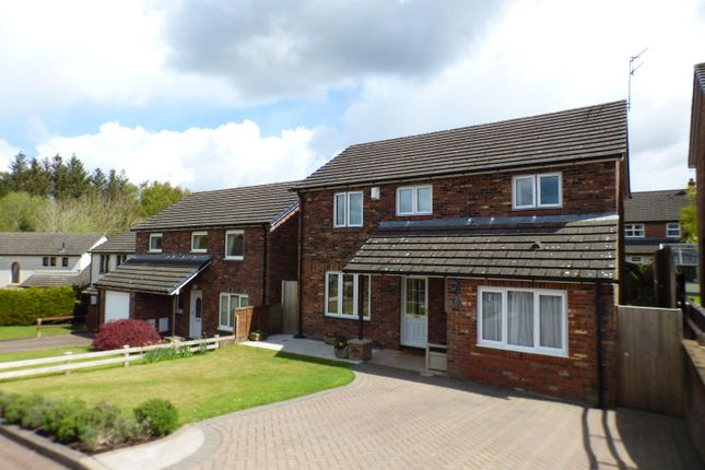 4 bed detached house for sale in Townfoot Park, Brampton CA8
