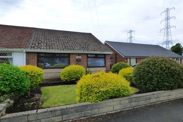 Thumbnail Bungalow to rent in Radcliffe, Manchester