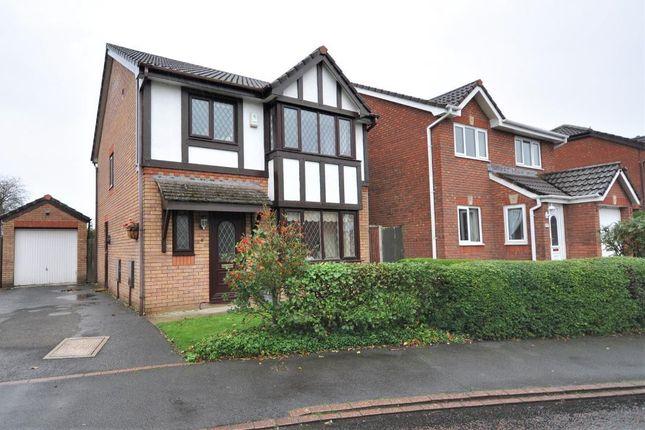 3 bed detached house for sale in Folkestone Close, Warton, Preston, Lancashire