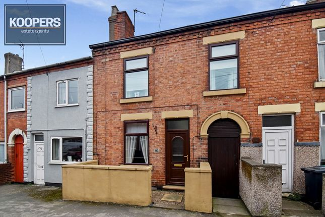 Thumbnail Terraced house for sale in Prospect Street, Alfreton