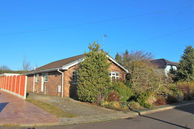 Thumbnail Detached bungalow for sale in Benty Farm Grove, Irby, Wirral