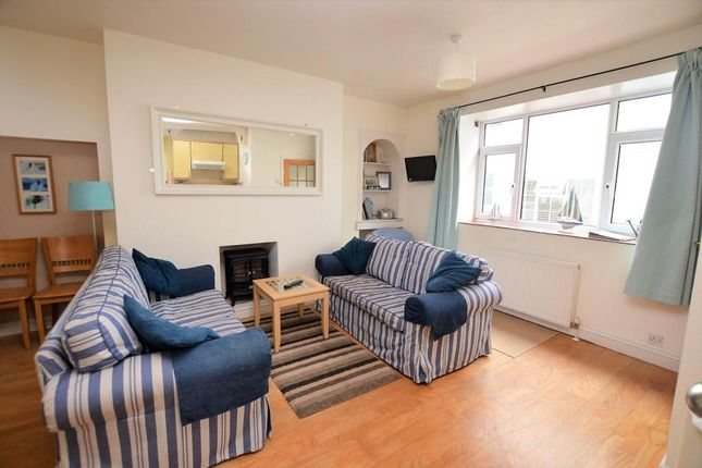 Thumbnail End terrace house for sale in Arch Street, Shaldon, Devon