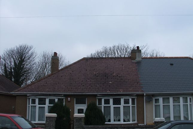Thumbnail Semi-detached bungalow to rent in Waverley Road, Higher St Budeaux, Plymouth