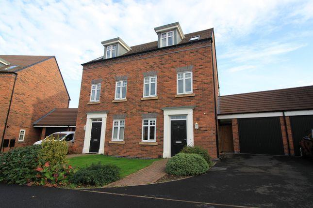 Thumbnail Semi-detached house for sale in Perrott Way, Birmingham