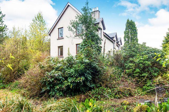 Thumbnail Detached house for sale in Na Bruachan, Brig O'turk, Callander