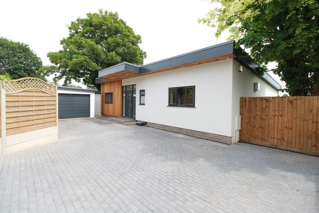 Thumbnail Detached house for sale in Druidstone Road, Old St Mellons, Cardiff