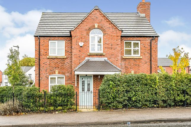 Thumbnail Detached house for sale in Lower Church Lane, Tipton