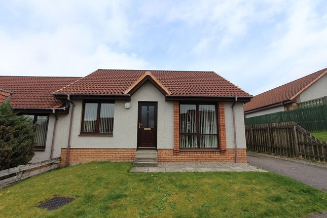 Thumbnail Semi-detached house for sale in 8 Alltan Place, Culloden, Inverness, Highland.