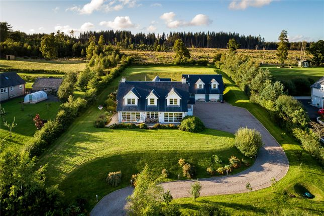 Thumbnail Detached house for sale in Four Farthings, Keillour, Methven, Perth