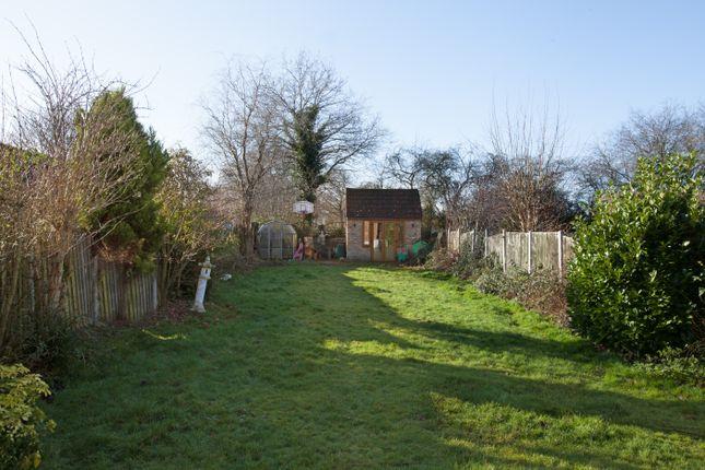 Rear Garden of Castledon Road, Wickford, Essex SS12