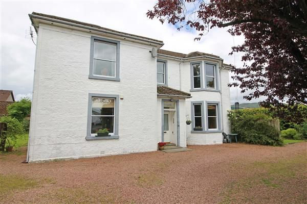 Thumbnail Flat for sale in Cornton House, Chattan Avenue, Causewayhead, Stirling