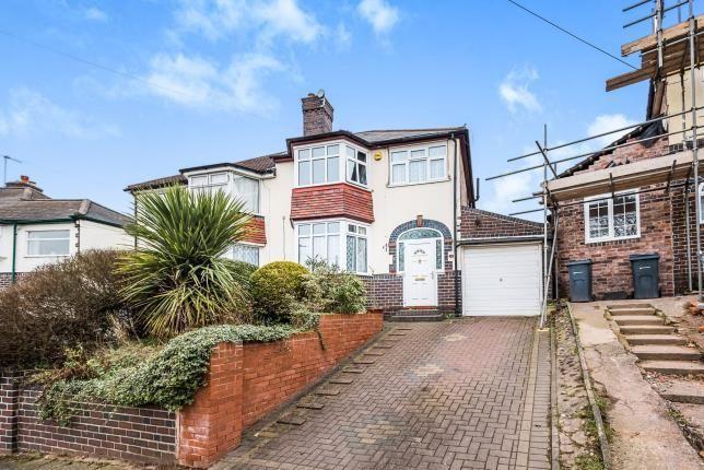 Thumbnail Semi-detached house for sale in Ransom Road, Erdington, Birmingham, West Midlands