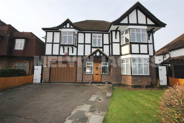 Thumbnail Detached house for sale in Dukes Avenue, Edgware, Greater London.