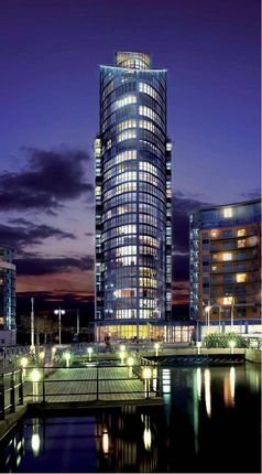 Thumbnail Flat to rent in Gunwharf Quays, Portsmouth