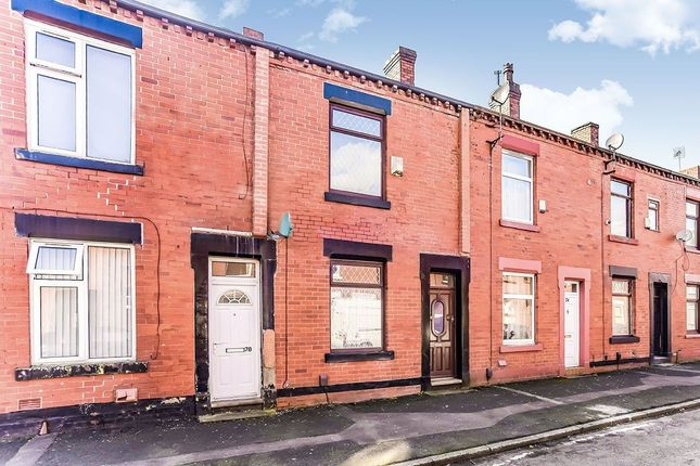 Thumbnail Terraced house to rent in Herbert Street, Oldham
