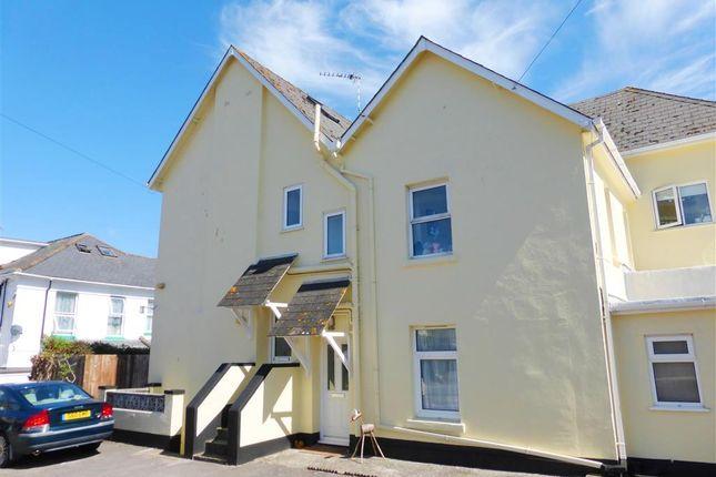 Thumbnail Maisonette to rent in Dartmouth Road, Paignton