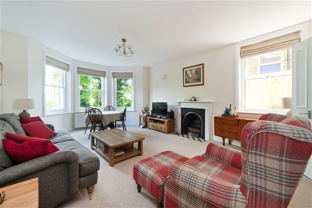 Thumbnail Flat for sale in Lunham Road, London