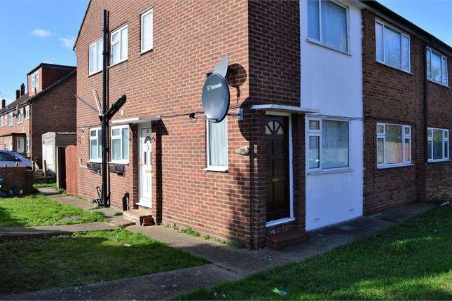 Thumbnail Maisonette to rent in Wellington Road, Feltham, Middlesex