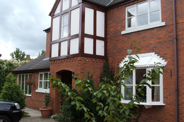 Thumbnail Detached house for sale in Ty Newydd, Wrexham, Wrexham