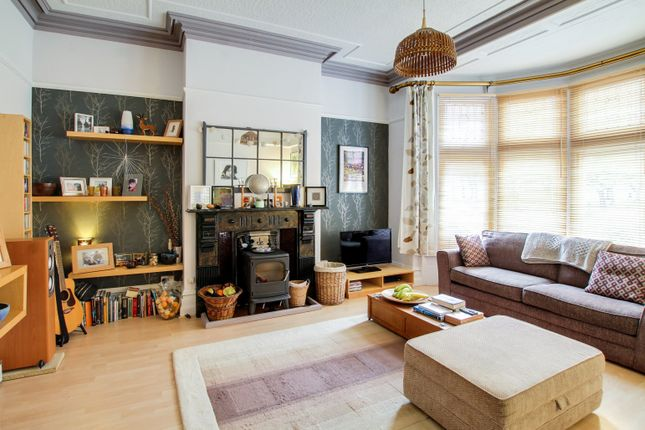 Thumbnail Semi-detached house for sale in London Road, Stoneygate, Leicester