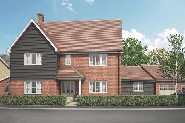 Thumbnail Detached house for sale in The Ravensbourne, Little Hollows, Hollow Lane, Nr Chignal Smealy, Chelmsford, Essex