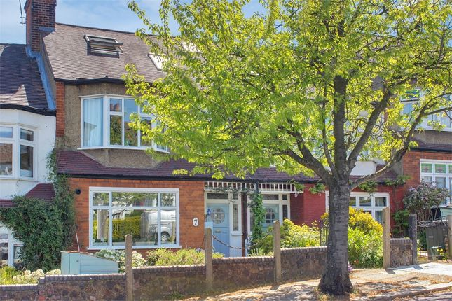 Thumbnail Terraced house for sale in Blake Road, Bounds Green, London