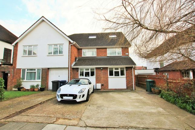 5 bed semi-detached house for sale in St Marys Avenue, Finchley