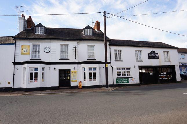 Thumbnail Pub/bar for sale in School Street, Sidford, Sidmouth, Devon
