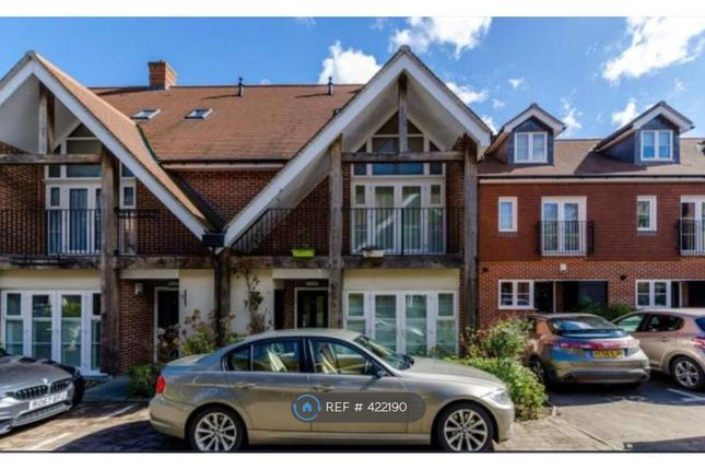 Thumbnail End terrace house to rent in Romans Close, Guildford