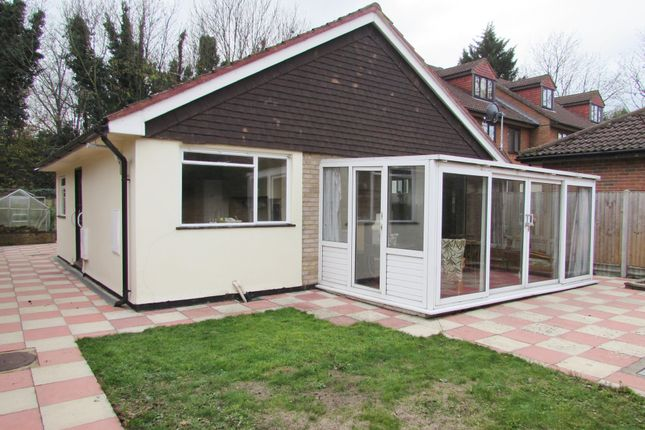 Thumbnail Detached bungalow for sale in Denmark Road, Carshalton